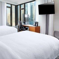 Отель Courtyard New York Downtown Manhattan/World Trade Center комната для гостей фото 2