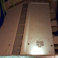 Отель Audi Италия, Римини - отзывы, цены и фото номеров - забронировать отель Audi онлайн вид на фасад фото 2