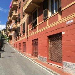Отель Albergo Annabella Церковь Св. Маргариты Лигурийской вид на фасад