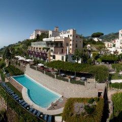 Отель Rufolo Италия, Равелло - отзывы, цены и фото номеров - забронировать отель Rufolo онлайн бассейн фото 3