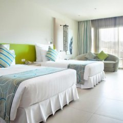 Отель Millennium Resort Patong Phuket 5* Улучшенный номер с различными типами кроватей фото 2
