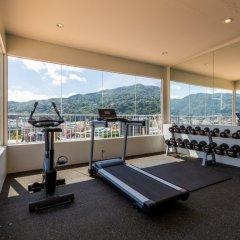 Отель Amata Resort Пхукет фитнесс-зал фото 3