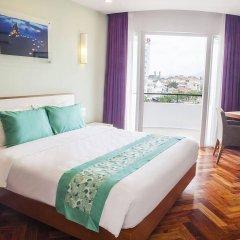 Отель ÊMM Hotel Hue Вьетнам, Хюэ - отзывы, цены и фото номеров - забронировать отель ÊMM Hotel Hue онлайн комната для гостей фото 3