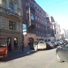 Гостиница Жилое помещение Brigit on Rubinsteina 25 парковка