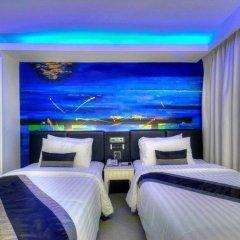 Отель Aspira Skyy Sukhumvit 1 Бангкок спа