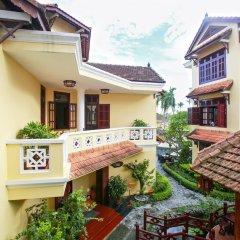 Lotus Hoi An Boutique Hotel & Spa Хойан балкон