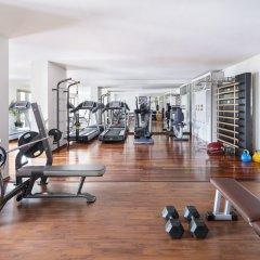 Отель Danai Beach Resort & Villas Ситония фитнесс-зал фото 3