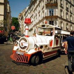 Hotel Bonsejour Montmartre городской автобус
