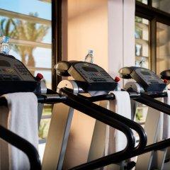 Отель Movenpick Hotel & Casino Malabata Tanger Марокко, Танжер - отзывы, цены и фото номеров - забронировать отель Movenpick Hotel & Casino Malabata Tanger онлайн фитнесс-зал фото 3