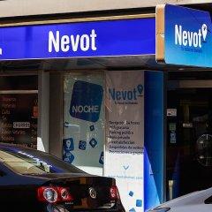 Отель Hostal Nevot городской автобус