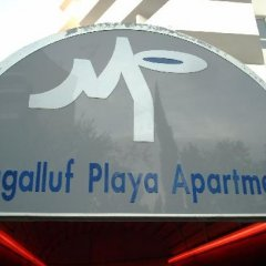 Апартаменты Magalluf Playa Apartments городской автобус