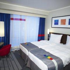 Гостиница Питер Инн Петрозаводск 4* Стандартный номер с 2 отдельными кроватями фото 5