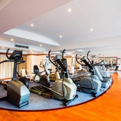 Bangkok Palace Hotel фитнесс-зал