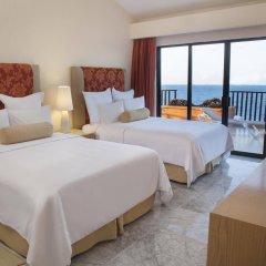 Отель Fiesta Americana Cancun Villas Мексика, Канкун - 8 отзывов об отеле, цены и фото номеров - забронировать отель Fiesta Americana Cancun Villas онлайн комната для гостей фото 2