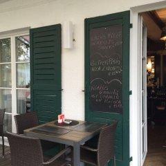 Отель Restaurant Villa Flora Аниф питание фото 2