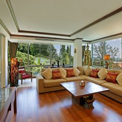 Отель Karon View Royal Lotus комната для гостей фото 5