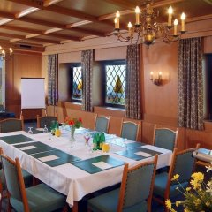 Отель Schoene Aussicht Зальцбург помещение для мероприятий