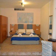Отель Regos Resort Hotel Греция, Ситония - отзывы, цены и фото номеров - забронировать отель Regos Resort Hotel онлайн комната для гостей фото 3