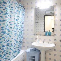 Отель 13 Quinta Nova Apartment Португалия, Портимао - отзывы, цены и фото номеров - забронировать отель 13 Quinta Nova Apartment онлайн ванная
