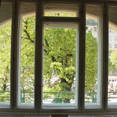 Отель Meran Чехия, Прага - 7 отзывов об отеле, цены и фото номеров - забронировать отель Meran онлайн комната для гостей фото 4