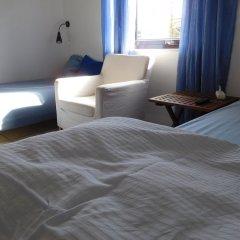 Отель - Hejren Дания, Орхус - отзывы, цены и фото номеров - забронировать отель - Hejren онлайн комната для гостей фото 3