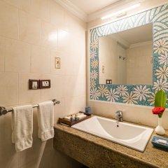 Отель Heritage Village Club Гоа ванная