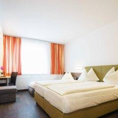 Hotel Drei Kreuz Зальцбург комната для гостей фото 2