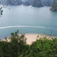 Отель Halong Dragon Cruise пляж фото 2