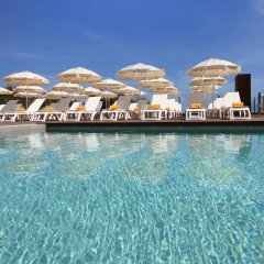 Отель Iberostar Cala Millor бассейн