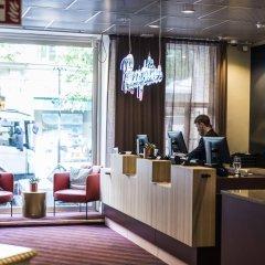Отель HTL Kungsgatan Швеция, Стокгольм - 2 отзыва об отеле, цены и фото номеров - забронировать отель HTL Kungsgatan онлайн интерьер отеля фото 2