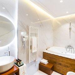 Отель La Suite Boutique Hotel Албания, Тирана - отзывы, цены и фото номеров - забронировать отель La Suite Boutique Hotel онлайн ванная фото 2