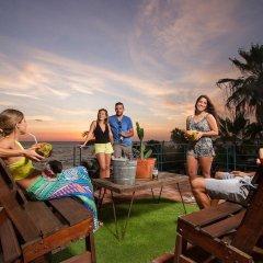 Отель Jacarandas-habitación Para 3 Personas en Mazatlán Масатлан развлечения