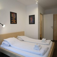 Отель Flatprovider Comfort Perner Apartment Австрия, Вена - отзывы, цены и фото номеров - забронировать отель Flatprovider Comfort Perner Apartment онлайн комната для гостей фото 5