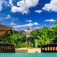 Отель Vista Villa by Lofty бассейн