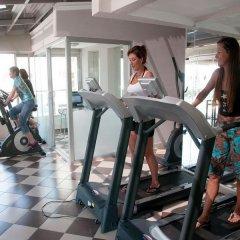 Savk Hotel фитнесс-зал фото 2