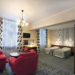 Отель Меблированные комнаты Золотой Колос Москва комната для гостей
