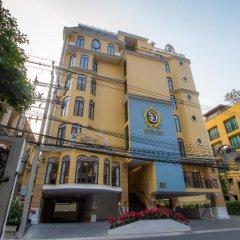 Отель Vista Residence Bangkok Бангкок городской автобус