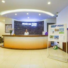 Отель Brandi Nha Trang Hotel Вьетнам, Нячанг - 1 отзыв об отеле, цены и фото номеров - забронировать отель Brandi Nha Trang Hotel онлайн интерьер отеля фото 3