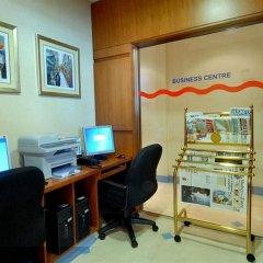 Lavender Hotel Sharjah Шарджа интерьер отеля
