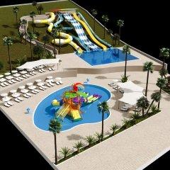 Отель Narcissos Waterpark Resort бассейн