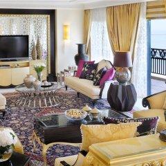Отель The Palace at One&Only Royal Mirage комната для гостей