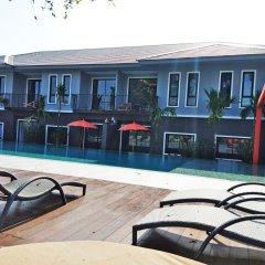 Отель The Lake Chalong Resort бассейн фото 2