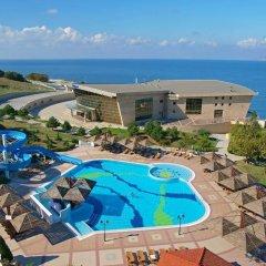 Гостиница Курортный комплекс Надежда бассейн