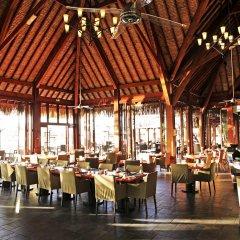 Отель Sofitel Moorea la Ora Beach Resort Французская Полинезия, Папеэте - 1 отзыв об отеле, цены и фото номеров - забронировать отель Sofitel Moorea la Ora Beach Resort онлайн питание фото 2