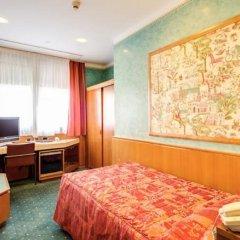 Brunelleschi Hotel 4* Стандартный номер с различными типами кроватей фото 12