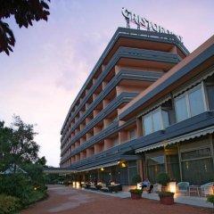 Отель Terme Cristoforo Италия, Абано-Терме - отзывы, цены и фото номеров - забронировать отель Terme Cristoforo онлайн вид на фасад