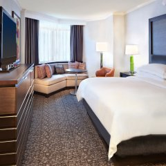 Отель Hilton Minneapolis- St. Paul Airport Блумингтон комната для гостей фото 4