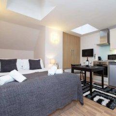 Апартаменты Apple Apartments Kensington Лондон комната для гостей фото 3