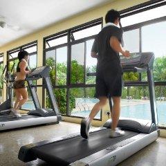 Отель Cinta Sayang Resort фитнесс-зал