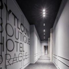 Отель Pytloun Boutique Hotel Prague Чехия, Прага - отзывы, цены и фото номеров - забронировать отель Pytloun Boutique Hotel Prague онлайн интерьер отеля фото 3